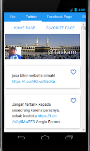 Bandung Website- screenshot thumbnail