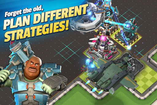 Download Mad Rocket: Fog of War - New Boom Strategy! MOD APK 9