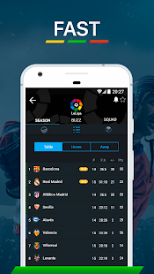 365Scores - Live Scores & Soccer News Screenshot