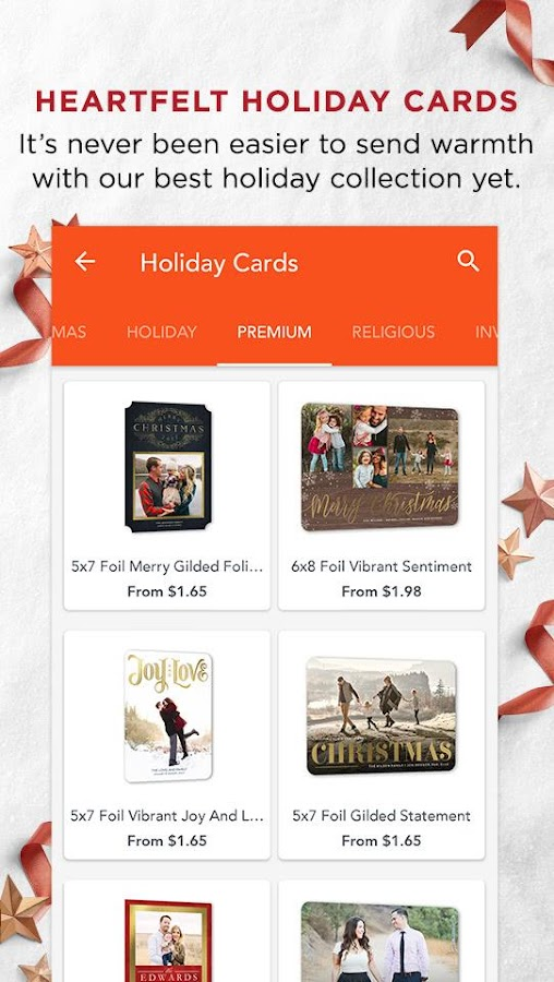 Shutterfly: Prints, Photo Gifts, Holiday Cards- screenshot