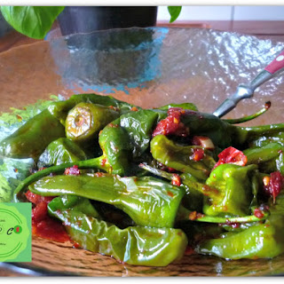 Italian Fried Peppers (friggitelli), Tasty Side Dish