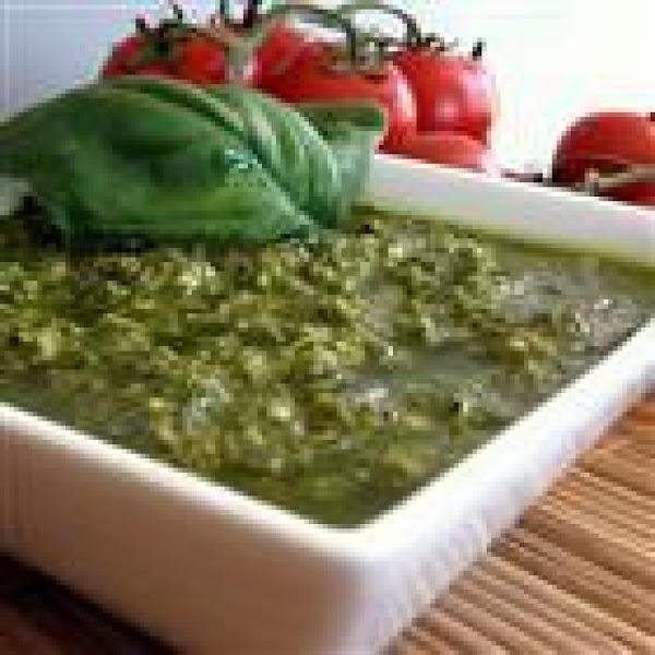 Easy Pesto Sauce Recipe