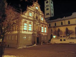 Photo: Rathaus Wangen i.A.