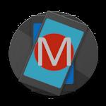 M-Style Grey cm12.1/13 Icon