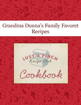Grandma Donna's Family Favoret  Recipes