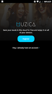 Muzica Cloud - náhled
