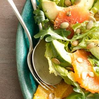 Avocado Jewel Salad