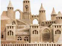Recipe And Photo From:  Http://www.budget101.com/craft-week/indoor-sand-castles-2051.html?nocache=1  I Really Like This Site!