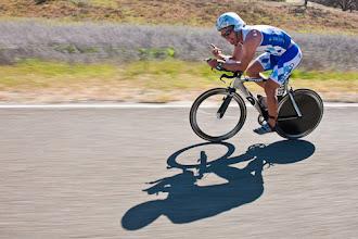 Photo: San Diego style on the bike.