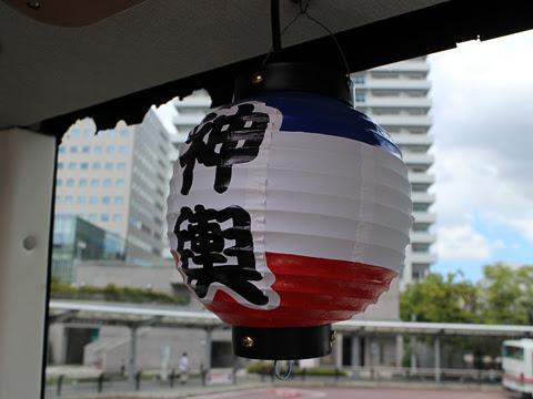 WILLER(網走バス)「レストランバス」 札幌8888 2階席 その3