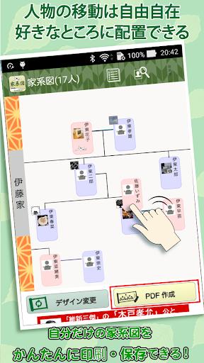 無料书籍Appの無料 家系図~会員70,000人以上 日本No.1家系図~|記事Game