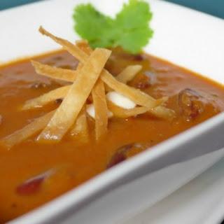 Quick + Easy Tortilla Soup