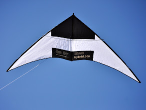 Photo: The hybrid.200 by Thomas K Horvath. An elegant low/no wind glider.