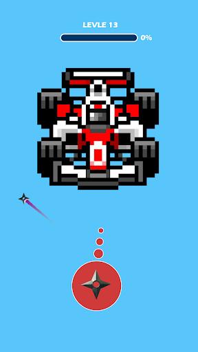 Télécharger Gratuit Shooting the Pixel - Guns & Briques apk mod screenshots 6