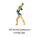 All Around Gymnastic Scoring icon