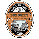 Logo for Shooting Creek Brewery