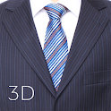 How to Tie a Tie - 3D Animated icon