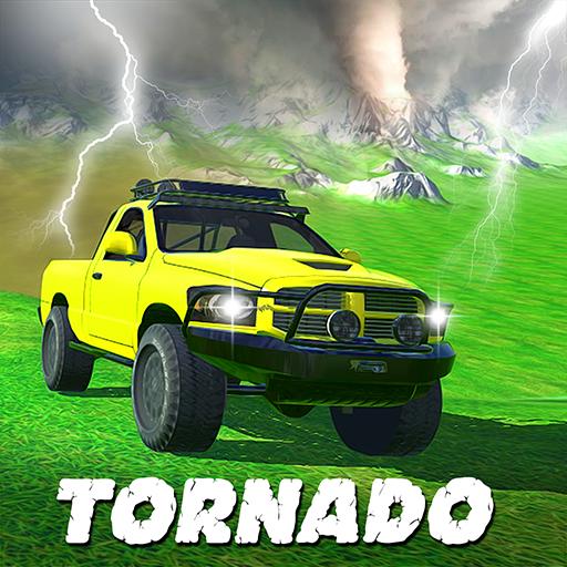 模擬App|竜巻ハンター極端な運転 LOGO-3C達人阿輝的APP
