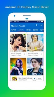 Music player mp3 - music player android best Screenshot