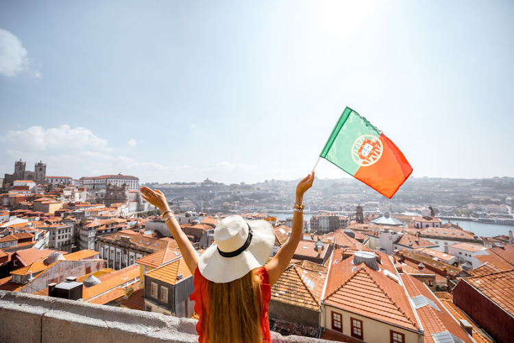 Porto, the second-largest city in Portugal, is a hotspot for South Africans investing in property to acquire EU citizenship via Portugal's Golden Visa Programme. Picture: 123RF/OLENA KACHMAR