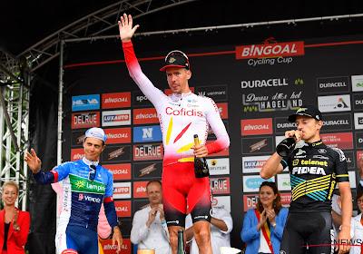 Pech voor Kenneth Vanbilsen! Mogelijk einde seizoen na valpartij in Ronde van Wallonië