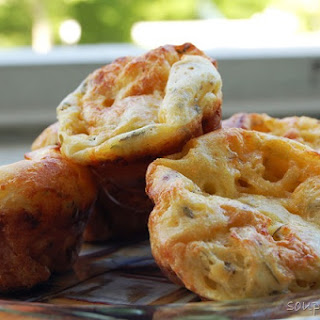 Cheesy Popovers