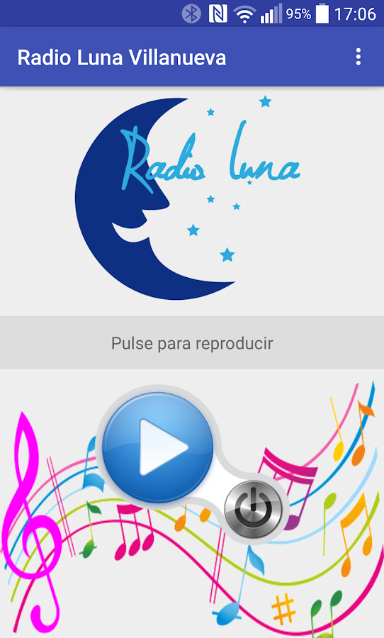 Radio Luna Villanueva- screenshot