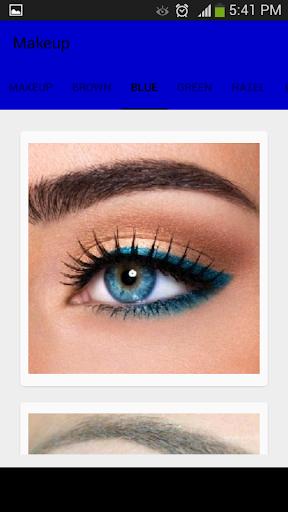 Makeup screenshot 5