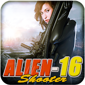 Alien War Shooter