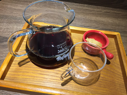 咖啡很棒~巴拿馬 微微水果香,很棒!