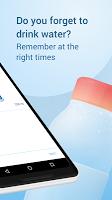 screenshot of Water tracker💧 Hydration reminder & Drink water