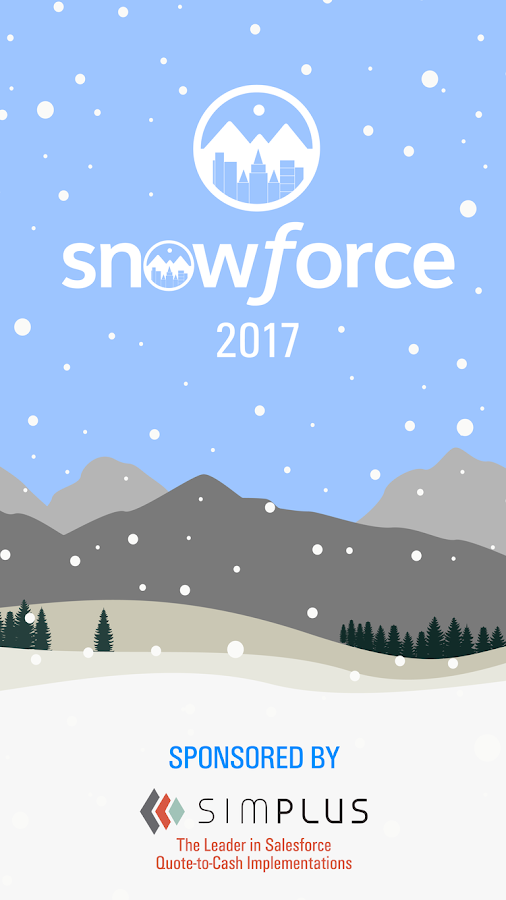 Snowforce- screenshot