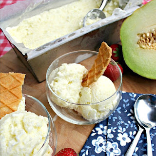 Melon Ice Cream Recipes