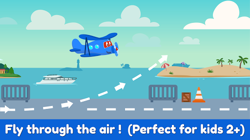 Carl Super Jet:  Airplane Rescue Flying Game 1.0.6 screenshots hack proof 2