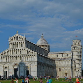 ''Beautiful Pisa'' by Dimosthenis Tzavaras - Buildings & Architecture Public & Historical