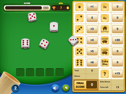 ZokaDice - Play Dices with Buddies 1.4.56 screenshots 10