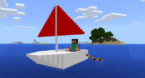 Water Games Mod for MCPE - náhled