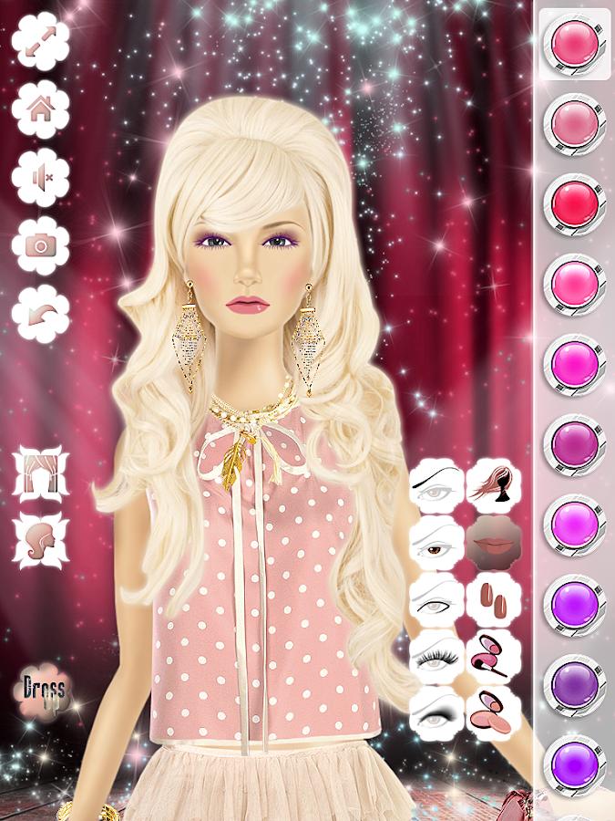 Princess-MakeupDressFashion 21
