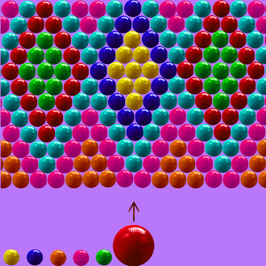 Bubble shooter Puzzle for PC and MAC