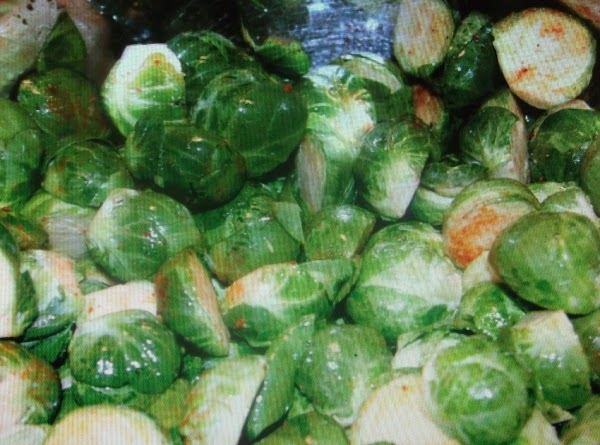 Brussels Sprouts In Celery Sauce Recipe