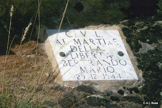 Photo: Ennio Mettica - I sentieri non dimenticano