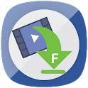 Video Download for Facebook - No Login Required icon