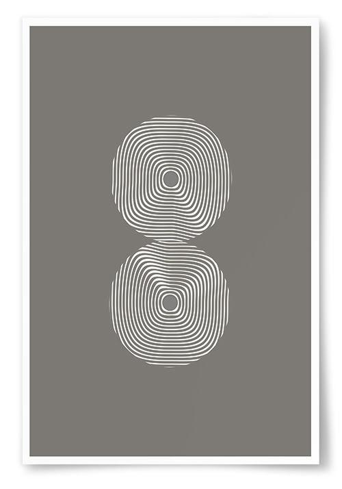 Poster Abstract Circle