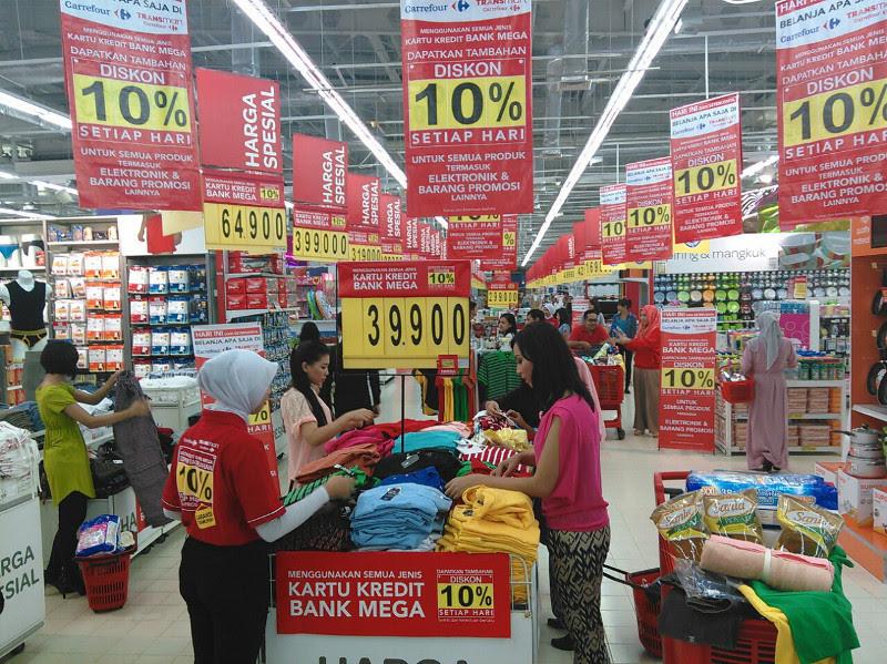 menghindari sifat konsumtif dalam belanja