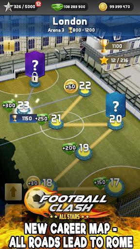 Football Clash: All Stars 2.0.15s screenshots 4