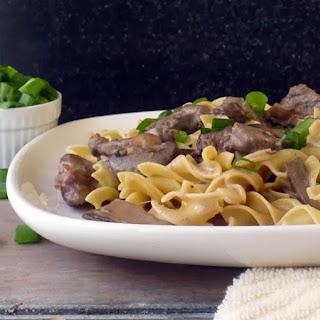 Delicious Beef Stroganoff Recipe
