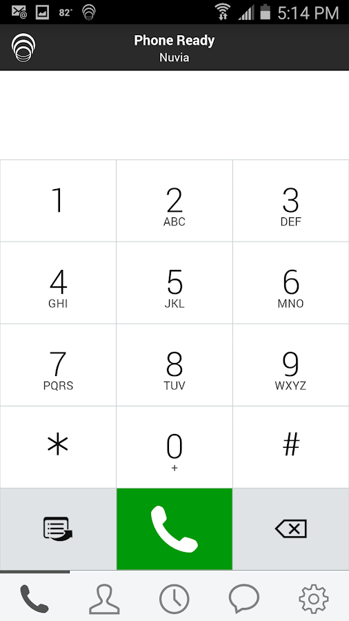 GENCom Mobile Communications- screenshot