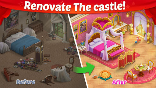 Castle Story: Puzzle & Choice apkmartins screenshots 1