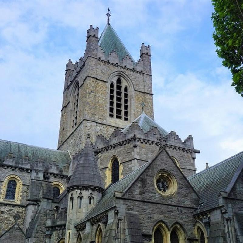 「トムとジェリー」にも会える!?アイルランド・ダブリン最古の教会クライストチャーチ
