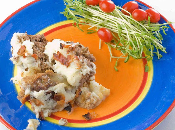 Blue Cheese Venison Loaf Recipe